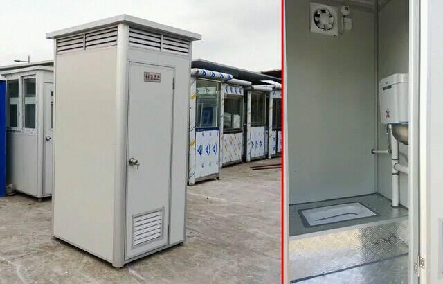重庆移动厕所的结构组成部分有哪些呢?
