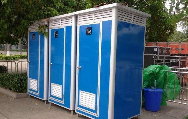 重庆移动厕所施工