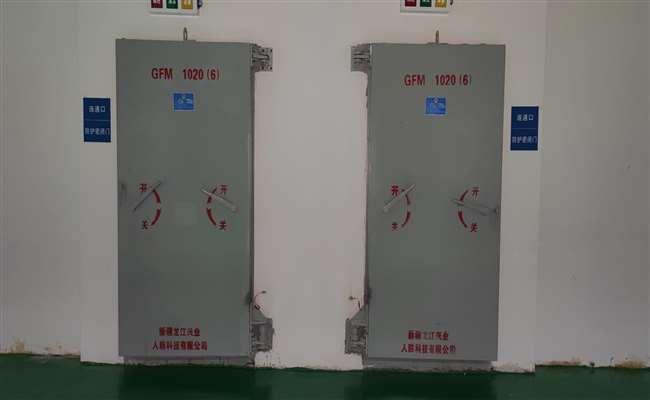 钢结构单扇防护密闭门价格