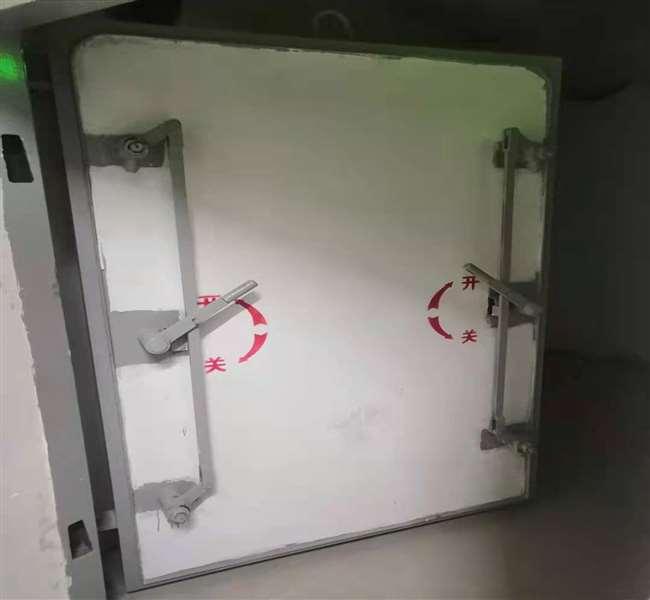 钢筋混凝土活门槛防护密闭门
