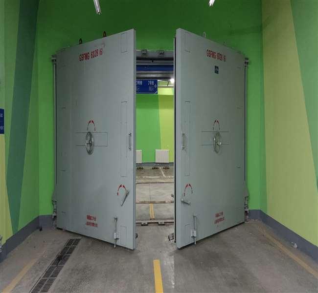 新疆防护门