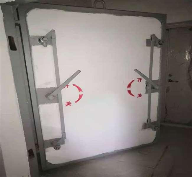钢筋混凝土活门密闭门