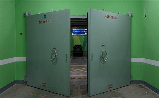你知道新疆人防门是怎么安装的吗