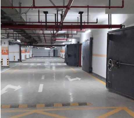新疆龙江兴业人防门与车位的未来设计