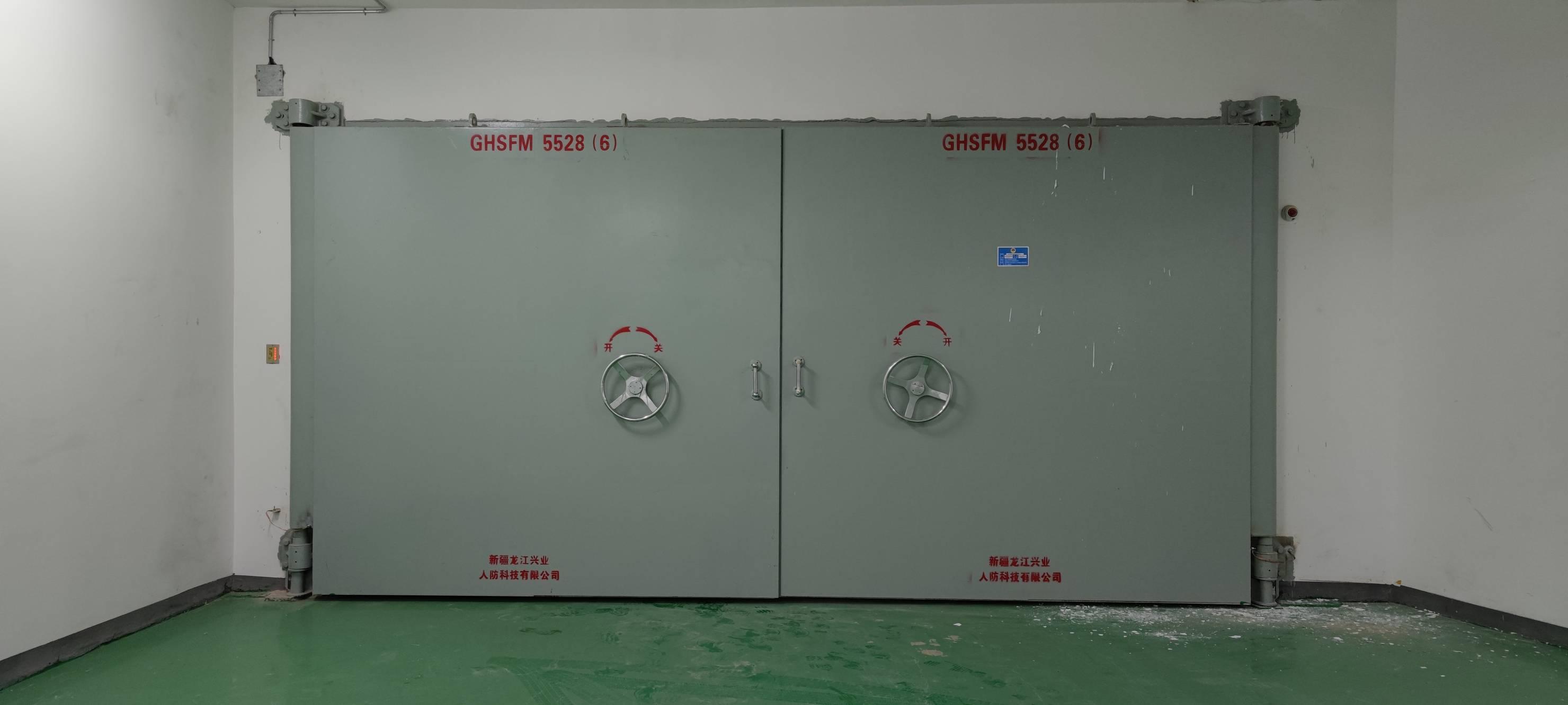 新疆人防门
