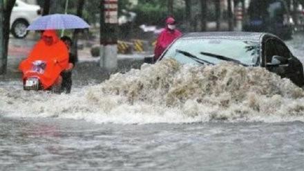 河南旱涝灾害