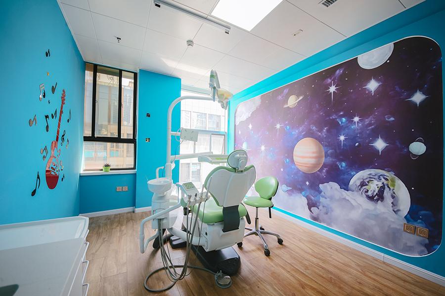 兰州台牙迪萌口腔门诊部就诊设备