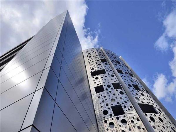 铝单板幕墙的材质及构造 德发源带你了解