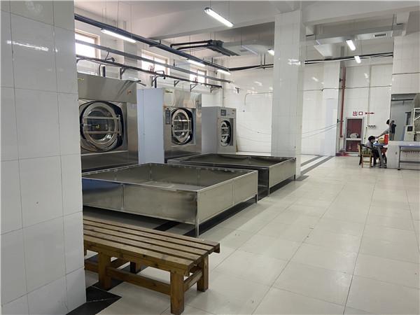 西京学院洗衣房