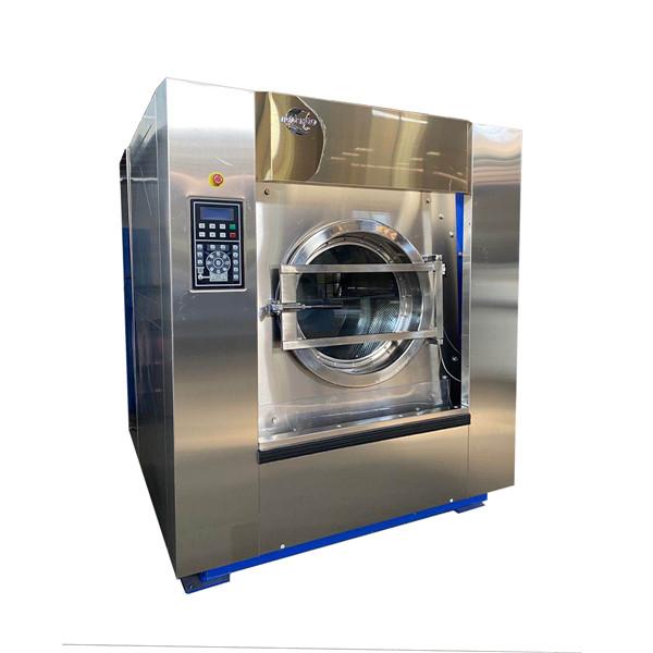 跟随众星洗涤编辑一起去了解下大型水洗设备洗涤过程中应遵循的原则的用途吧