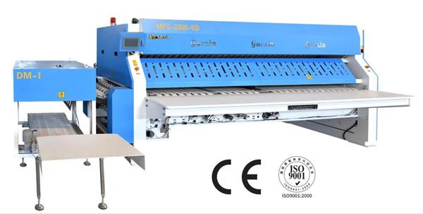 5D高速折叠机堆码机