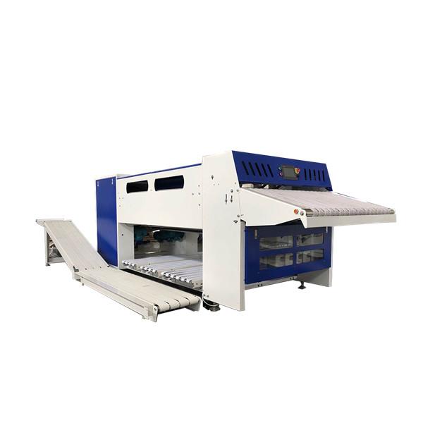 跟随西安众星洗涤工作人员去学习一下工业洗衣机洗涤过程