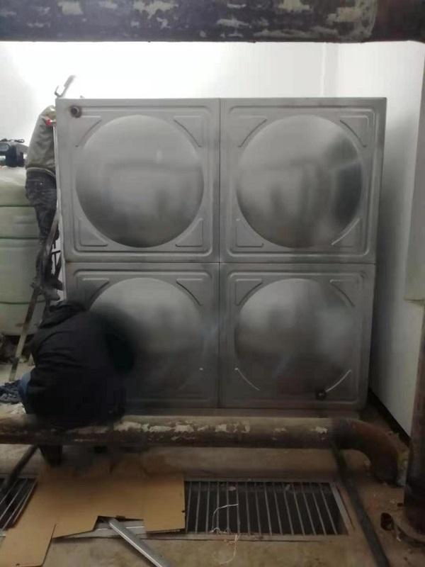 银川方形不锈钢水箱