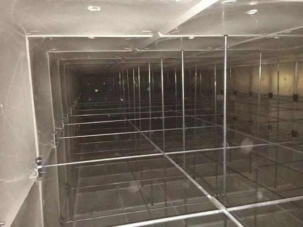 玻璃钢水箱内部