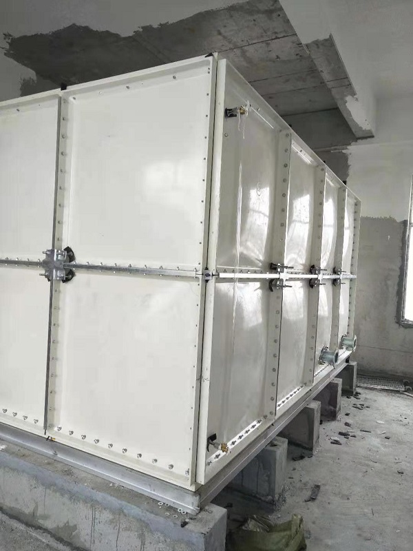 玻璃钢水箱案例