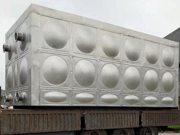 让我们通过了解不锈钢拼装水箱的工作原理来认识和了解它