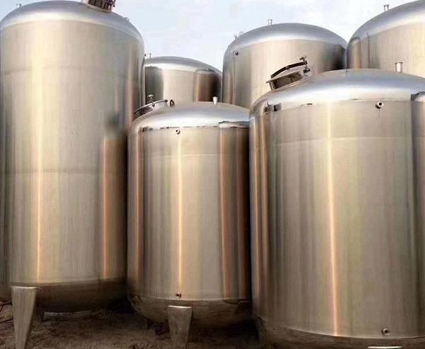 这6点就是不锈钢搅拌罐的设备安装和调试标准流程