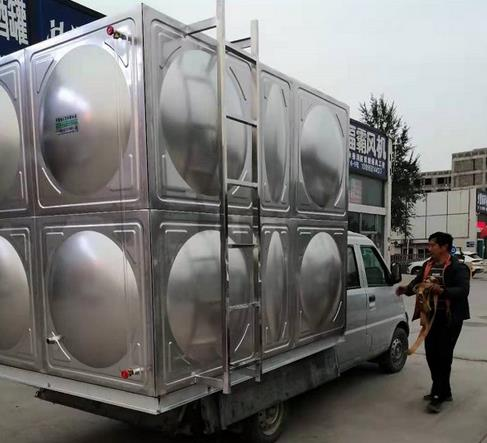 怎么样去选购不锈钢水箱?