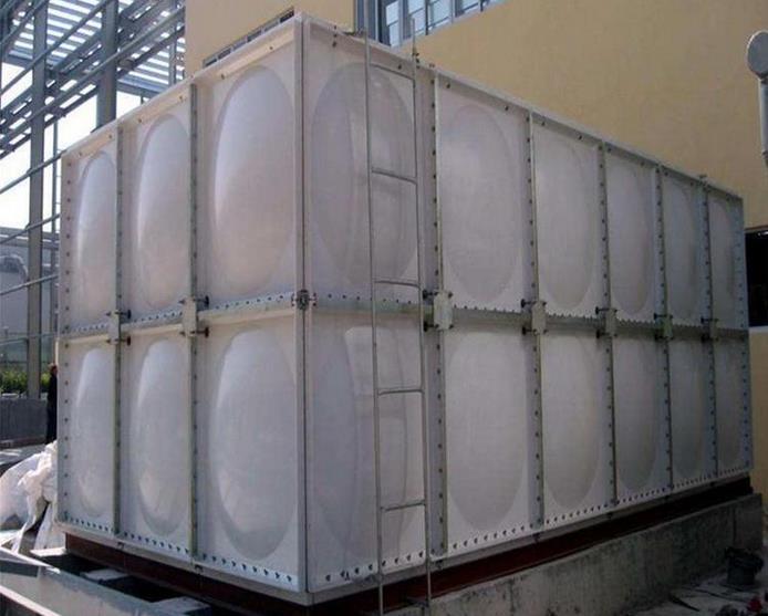 银川玻璃钢水箱