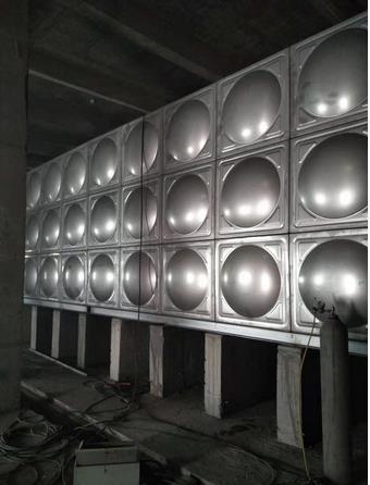 装配式不锈钢板生活水箱优势大家了解多少
