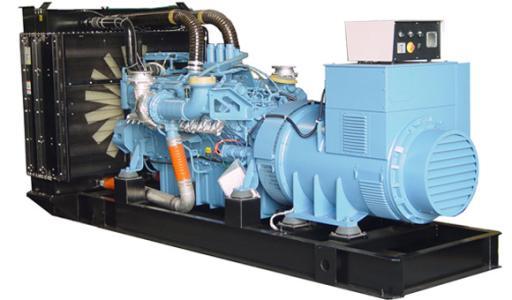 西安汽油发电机