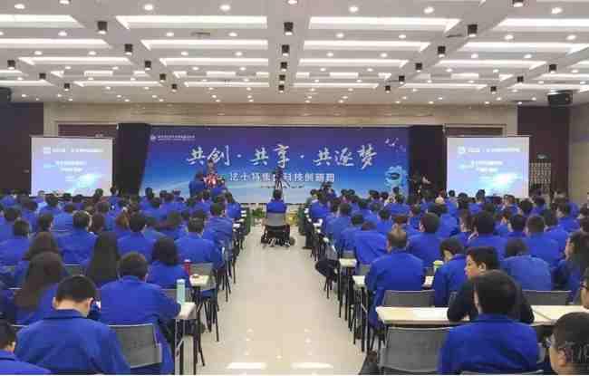 """西安潍柴燃气机总代与你一起共赏法士特首届""""科技创新周""""启幕"""