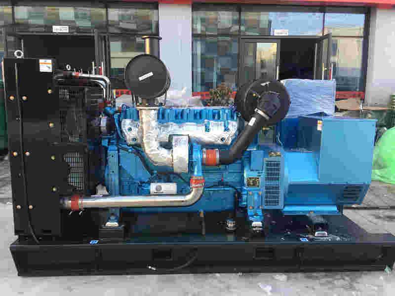 西安发电机总代为咸阳张裕酒庄提供150KW潍柴原装发电机组