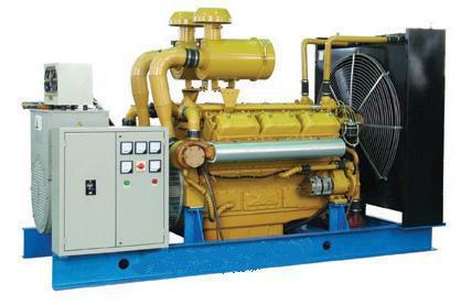 陕西柴油发电机-上海东风发电机组300KW