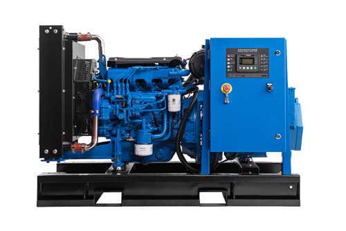潍柴原装30KW发电机组 型号WPG41/B1