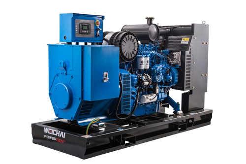 潍柴原装50KW发电机组 型号WPG68.5/B1