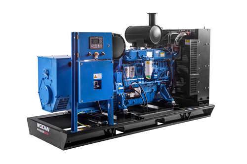 潍柴原装250KW发电机组  基本型- WPG344/B8