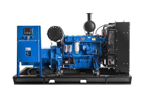 潍柴原装300KW发电机组 型号WPG375/B8