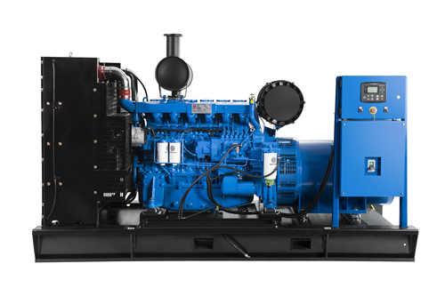 潍柴原装320KW发电机组 型号WPG440/B8