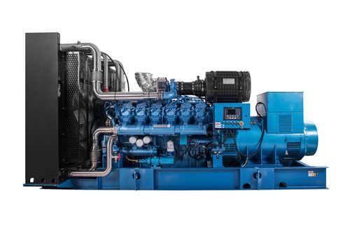 潍柴原装900KW发电机组 型号WPG990/B7