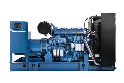 潍柴原装500KW发电机组 型号WPG687.5/B7