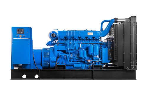 潍柴原装500KW发电机组 型号WPG687.5/B5