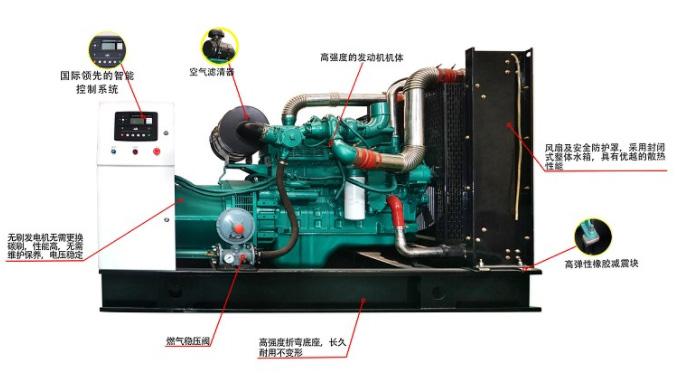石油发电机组厂商:静音发电机组使用中有哪些优势?