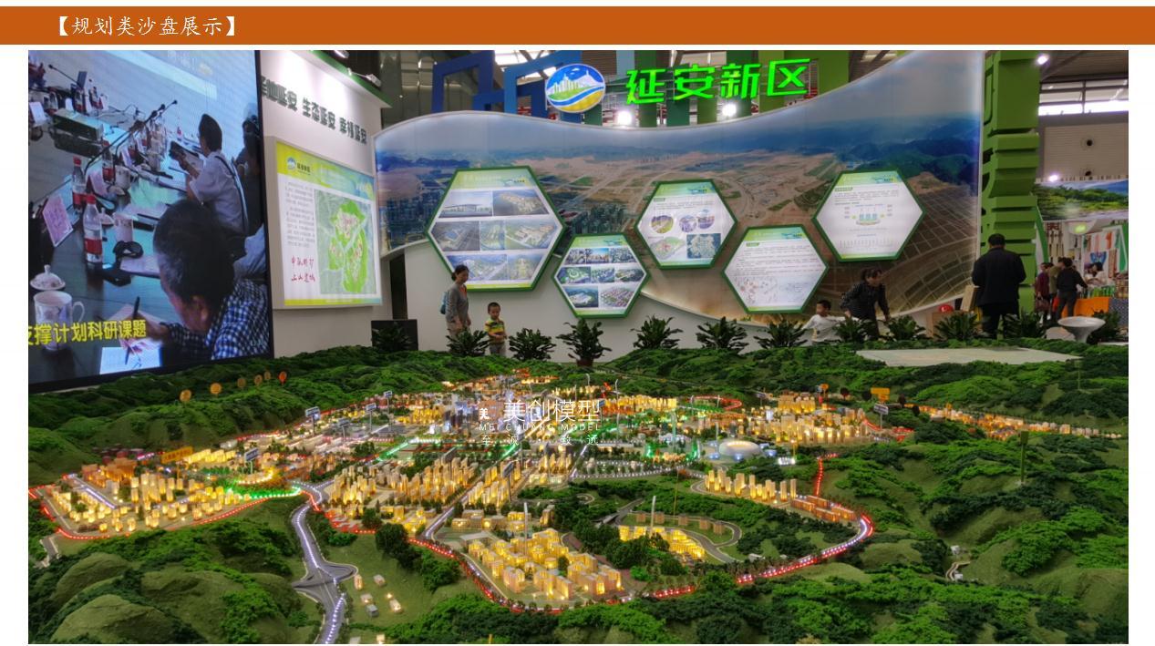 地产模型案例