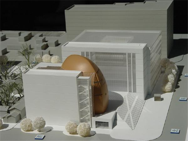 西安设计院方案模型制作
