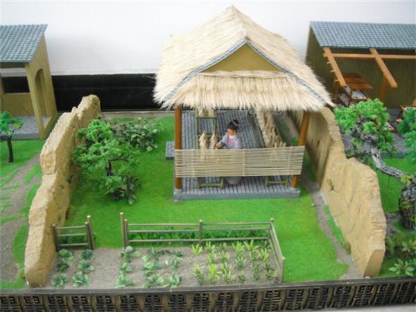 博物馆模型制作