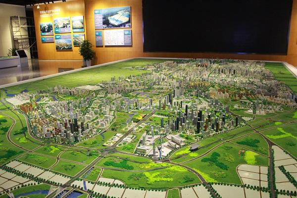地产模型规划案例