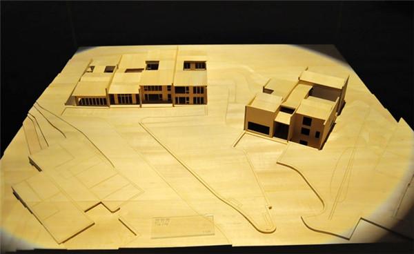 设计院方案模型