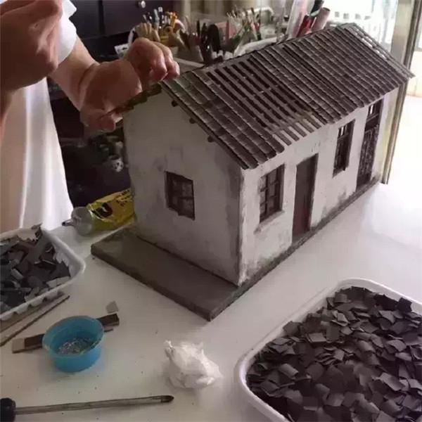 博物馆模型沙盘