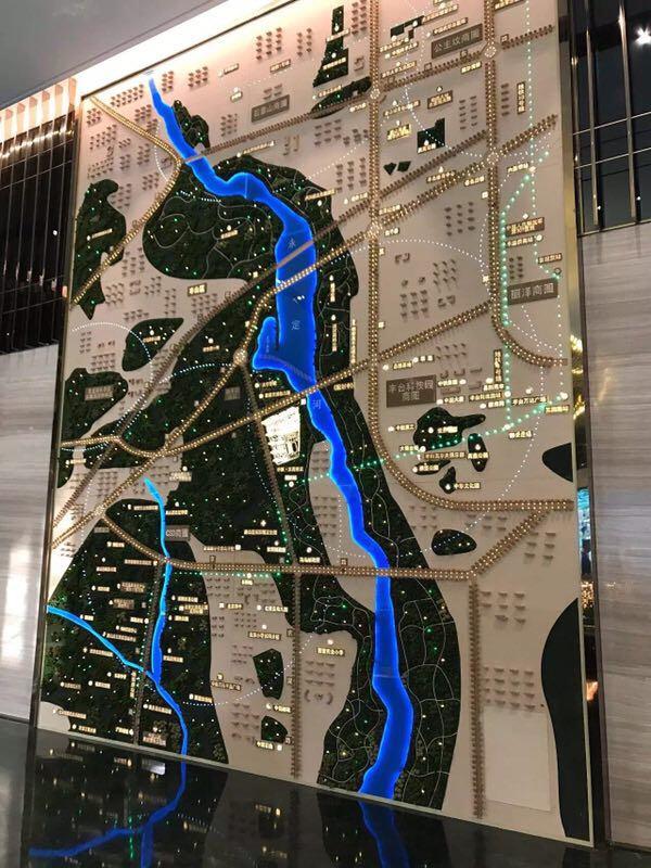 广东区位模型