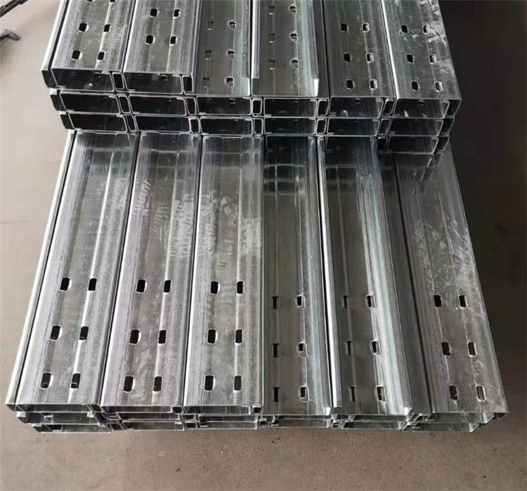 西安C型鋼有什么特點和功能特點