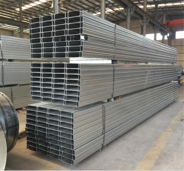 防腐西安C型鋼不適合焊接