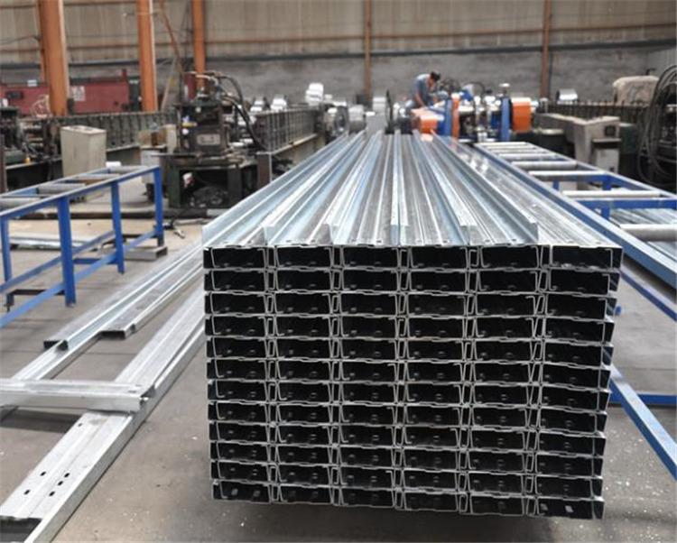 西安C型鋼的幾個優點,你知道幾個呢?
