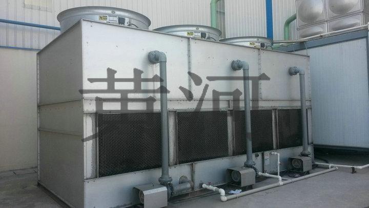淺談玻璃鋼冷卻塔的工作原理有哪些?
