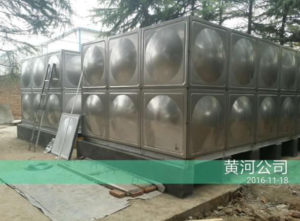 玻璃钢水箱厂家介绍玻璃钢水箱是怎样清理的?