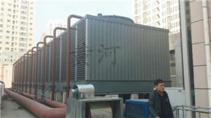玻璃鋼冷卻塔的使用注意事項